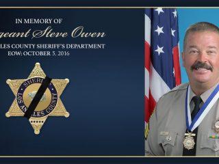 Sgt Steve Owen Memorial