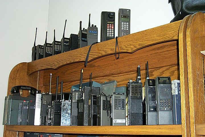 Radio Extenders and Handhelds