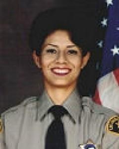 Deputy Sheriff Maria Cecilia Rosa