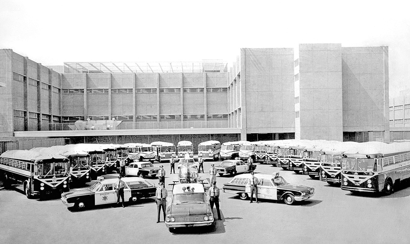October 12, 1963: Central Regional Detention Facility - Opening Day