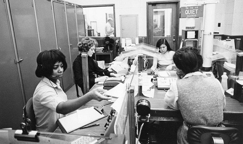 1971: Records Bureau