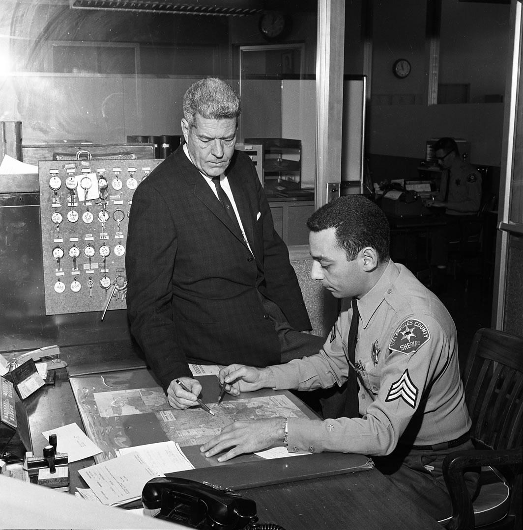 Capt. Jim Pascoe, Temple 1963