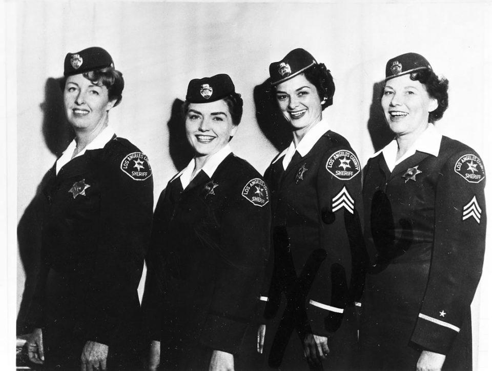 Lady Deputy Barbershop Quartet 1960s