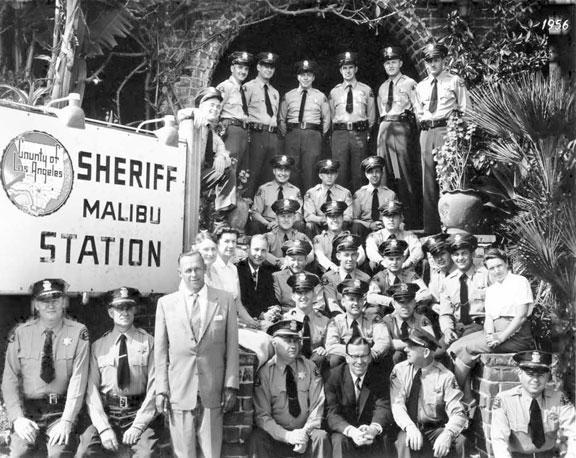 Malibu Sheriff Station Group