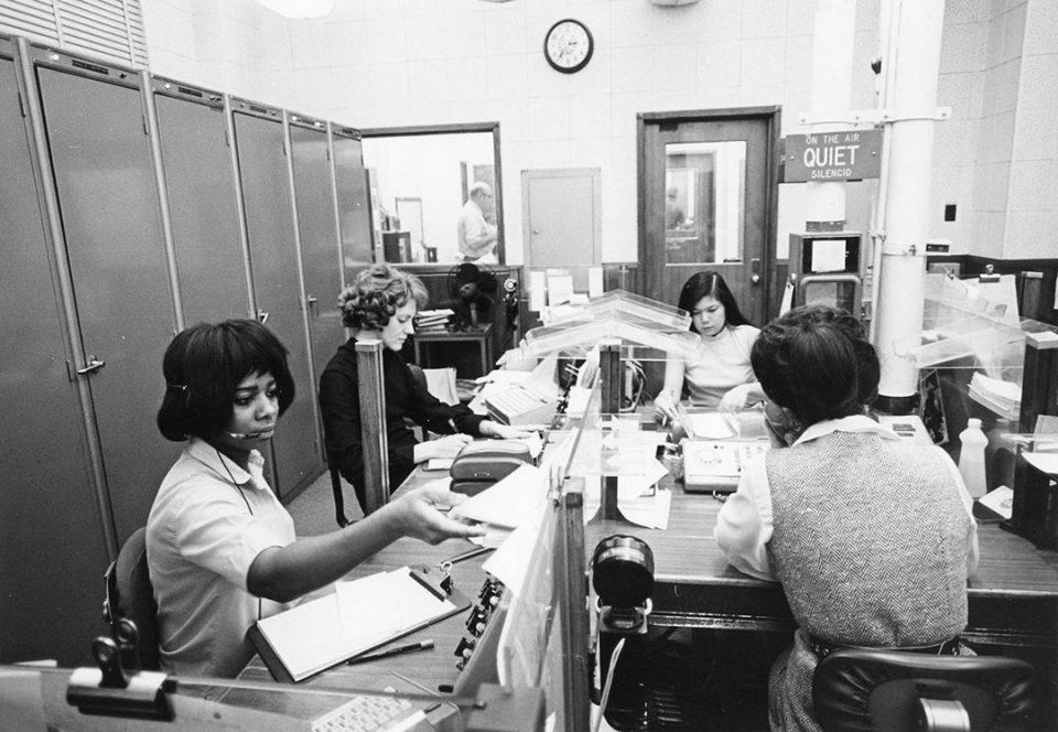 Records Bureau 1971