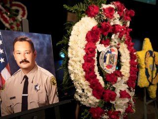 Sgt Al Lopez Funeral