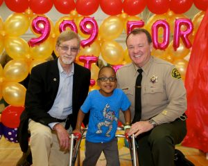 999 for Kids - 2016 Christmas Party