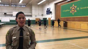 Full Test Day for Deputy Sheriff Trainee